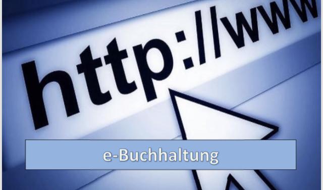 e-Buchhaltung - Online-BH-SW